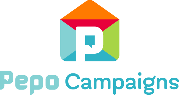 Benefits section pepo Campaigns Logo